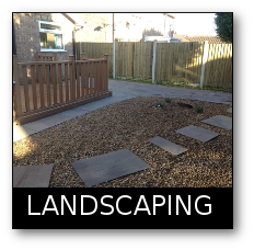 Landscaping GD Paving and Sons Chester.