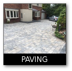 Paved drive GD Paving.