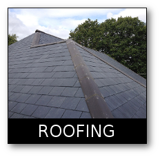 Roofing by  GD Paving and Sons Liverpool.
